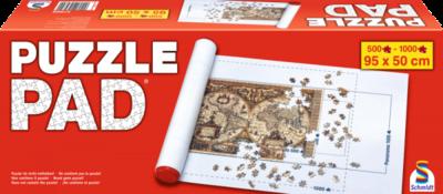 Puzzelmat, 500 tot 1000 stukjes