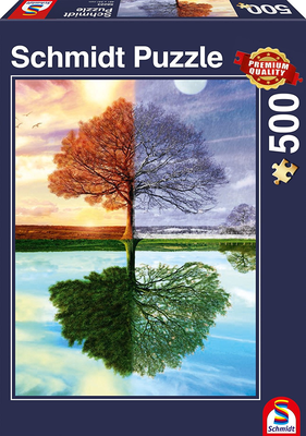 Schmidt Puzzel The Season Tree