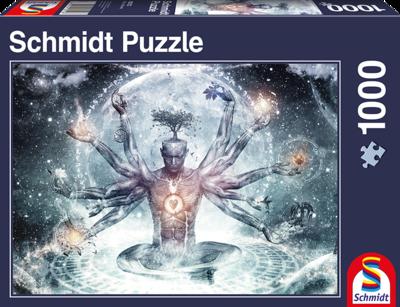 Schmidt Puzzel Droom in het Universum