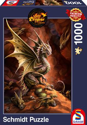 Schmidt Puzzel Desert Dragon