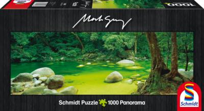 Schmidt Puzzel Mossman Gorge Queensland Australia