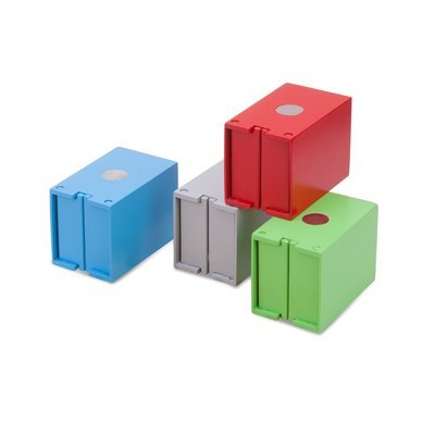 New Classic Toys Set van 4 containers