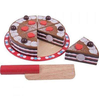 Bigjigs Chocoladecake