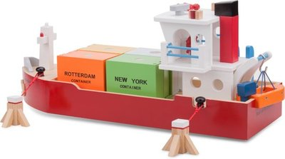 New Classic Toys Containerschip