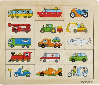 Beleduc Match en mix voertuigen