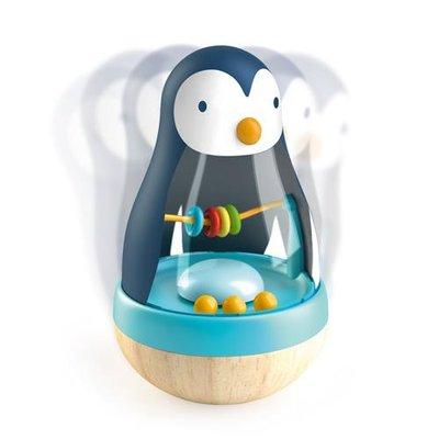 Djeco Tuimelaar Roly Pinguin