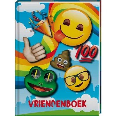 Emoji vriendenboek