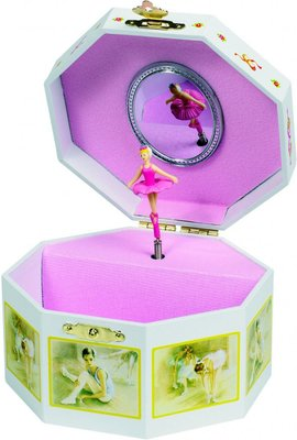 Goki Musical Jewel Box Ballerina