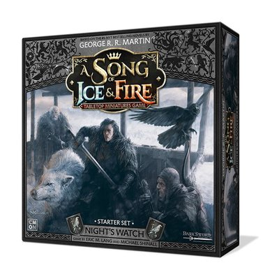 A Song of Ice & Fire Nights Watch Starter Set
