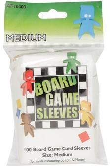 Boardgame Sleeves Medium