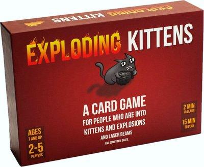 Exploding Kittens Original