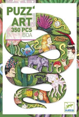 Djeco Puzz Art - Boa 350 pcs