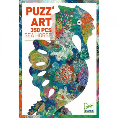 Djeco Puzz Art - Sea Horse 350 pcs