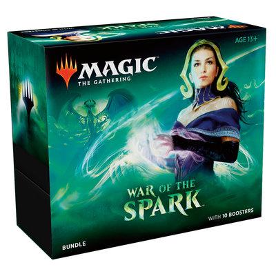 MTG War of the Spark  Bundle