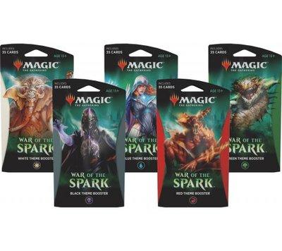 MTG War of the Spark Theme BO