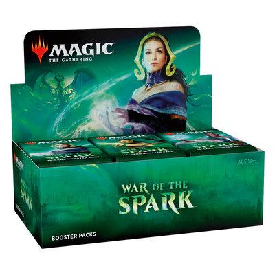 MTG War of the Spark BO