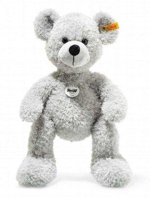 Steiff Fynn Teddybeer grijs 113796