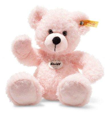 Steiff Lotte Teddy Bear roze 113819