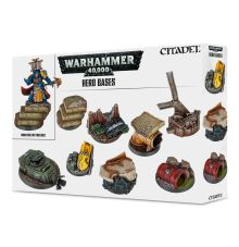 Citadel Warhammer 40000 Hero Bases