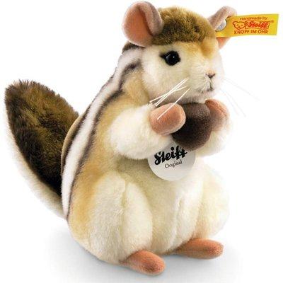 Steiff Kecki Chipmunk 070945