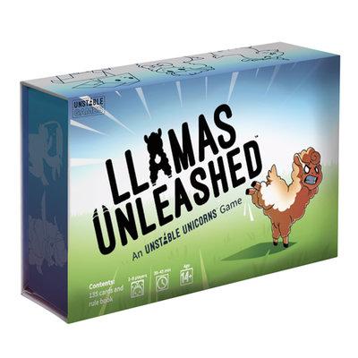 Llamas Unleashed