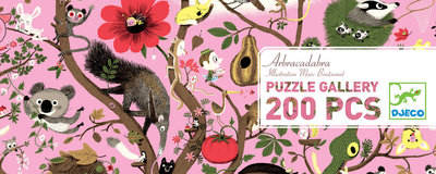 Djeco Gallery Puzzle- Abracadabra