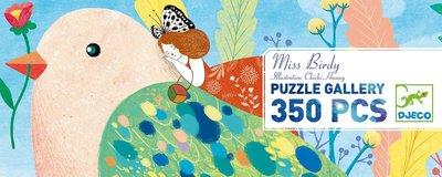 Djeco Gallery Puzzle- Miss Birdy