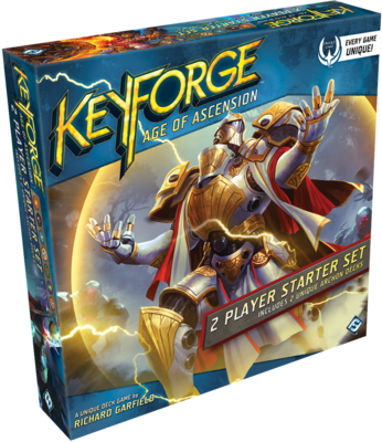 Keyforge 2 player starter