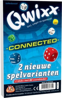 Qwixx Connected White Goblin Games