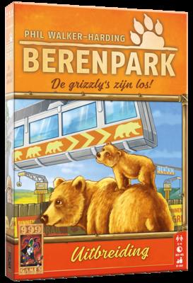 Berenpark: De Grizzly's zijn los! 999-Games