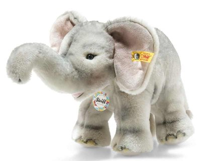 Steiff Back in Time Ellfie Olifant 28 cm. 064975