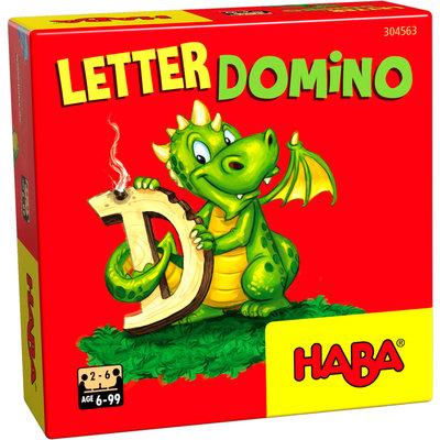 HABA Letterdomino
