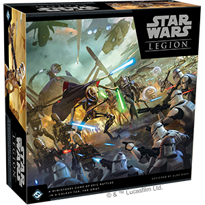 (Pre-order) Star Wars Legion: Clone Wars Cor Set