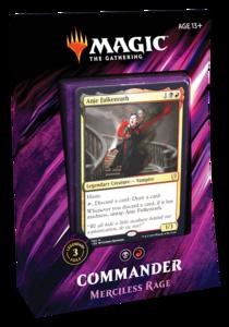 MTG Commander 2019 Merciless Rage