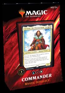 MTG Commander 2019 Mystic Intellect