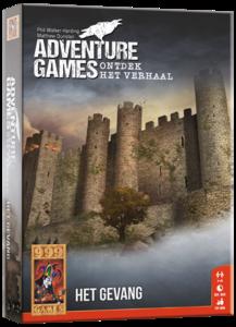 Adventure Games - Het Gevang 999-Games