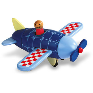 Janod Magneetset - Vliegtuig