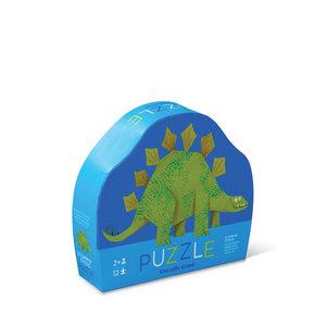 Crocodile Creek Puzzel Stegosaurus