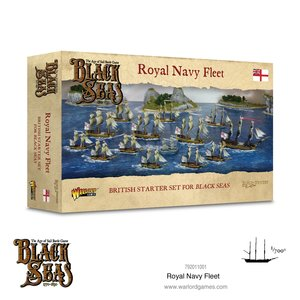 Black Seas Royal Navy Fleet