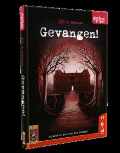 Adventure by Book: Gevangen! 999-Games