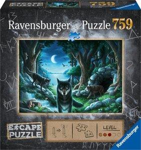 Ravensburger Escape Puzzel 7 De Roedel Wolven