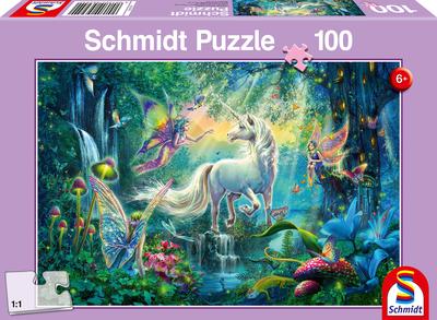Schmidt Puzzel Mythisch Koninkrijk