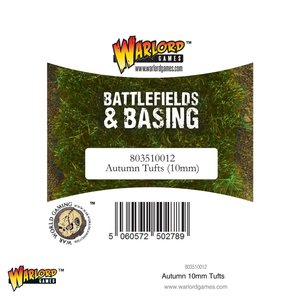 Autumn Tufts 10 mm Warlord Games