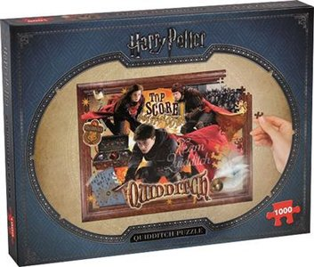 Puzzel Harry Potter - Quidditch