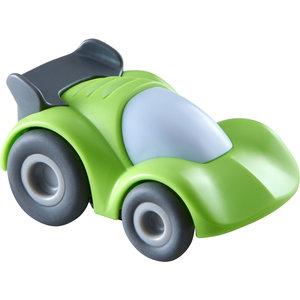 Kullerbü – Groene sportwagen