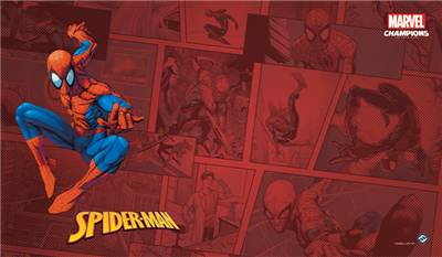 Marvel LCG Spider-Man Playmat