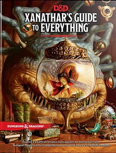 D&D Xanathar's Guide to Everything