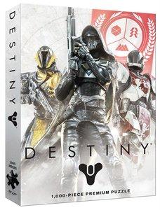 Destiny Guardian Fireteam Puzzle