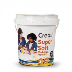 Creall Supersoft Klei Assortiment 450gr