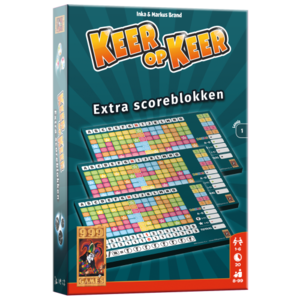 Keer op Keer Extra Scoreblokken Basis